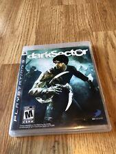 Dark Sector (Sony PlayStation 3, 2008) PS3 VC7