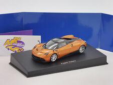 """Autoart 58207 # Pagani Huayra Baujahr 2011 in """" bronzemetallic """" 1:43 RAR !!"""