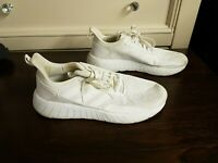 Adidas Womens White Questar Drive Lace Up Running Trainers UK 7.5