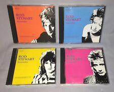 CD ROD STEWART Storyteller 4 CD SET