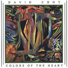 Colors of the Heart by David Choy (CD, Jan-2004, Choyce Music)