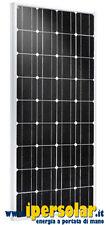 Pannello solare fotovoltaico 160 Watt Monocristallino
