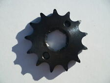 PIÑÓN 428 Pitch 13 diente 20 mm Eje Pit Bike Quad con Libre Piñón Retén