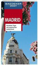Baedeker SMART Reiseführer Madrid von Andreas Drouve (2017, Ringbuch)