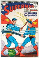 Superman #196 Silver Age DC Comics F