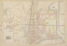 1884, E. ROBINSON, CINCINNATI, HAMILTON COUNTY, OHIO, PRICE HILL, COPY ATLAS MAP