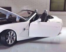 Modellini statici di auto, furgoni e camion bianco Burago per BMW