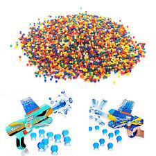 10000Pcs Water Bullet Balls Pistol Toys Water Gun Crystal Soft Bullets Hot HC BB