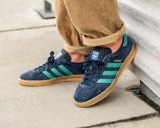 BNWB, DeadStock & Genuine Adidas Originals ® Gazelle Indoor Trainers UK Size 12