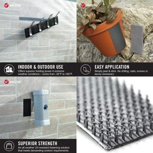 10 Strips VELCRO Brand Industrial Grade Heavy Duty Strength Outdoor Indoor US