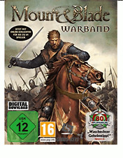 Mount & Blade Warband Steam Key PC Game Download Code Global [Lightning Shipping]
