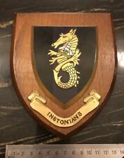 Vintage Instonians RFC Belfast Rugby Club Plaque
