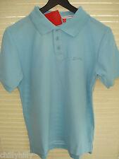 Slazenger Junior Polo Shirt Sky Blue  Age 9-10 (134-140cms) BNWT