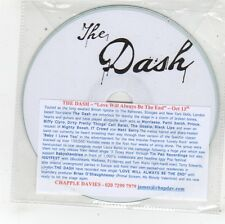 (FU15) The Dash, Love Will Always Be The End - DJ CD