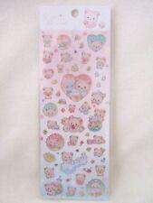 San-x  Korilakkuma  sticker sheet rilakkuma -702 pink