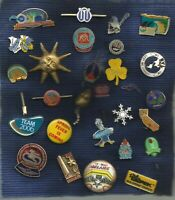 COLLECTION OF   PIN / BADGES CLOSING DOWN SALE  10