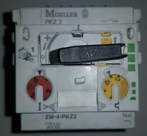 Klöckner Moeller PKZ2 ZM-4-PKZ2 Motorschutzschalter 2,4A bis 3,2A / 35A bis 55A