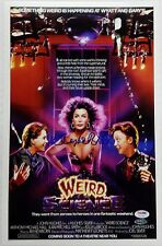 KELLY LEBROCK Signed Weird Science 11x17 Photo PSA/DNA COA AUTO AUTOGRAPH (A)