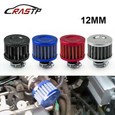 Air Filters 12mm Car Cone Cold Air Intake Filter Turbo Vent Crankcase Breather