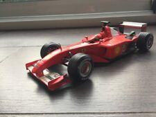 Voiture miniature Ferrari schumacher F2001 1/18 eme