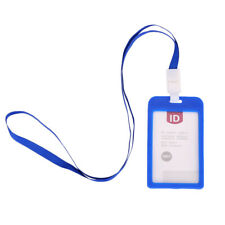2749 with Lanyard ID Card Holder ID Holder Case Identification Badges