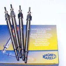 4 x Glühkerze Magneti Marelli OPEL Astra H 1.7 CDTI Astra J 1.7 CDTI