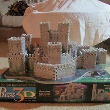 Camelot Milton Bradley 620 Piece Puzz 3D Puzzle (COMPLETE)- EDUCATIONAL Game