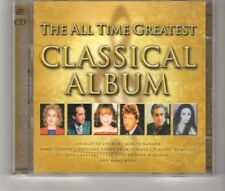 (HN975) The All Time Greatest, Classical Album - 2000 double CD