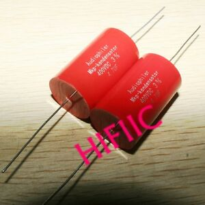 2PCS Audiophiler MKP 4.7UF 400V 475 Coupling capacitors