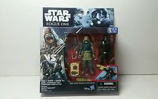 STAR WARS ROGUE ONE REBEL COMMANDO PAO Double Pack Action Figure NEW