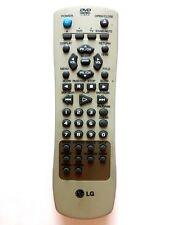LG TV/DVD COMBI REMOTE CONTROL