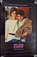 Original 27 x 41 1SH 1986 Blue City Movie Poster B176
