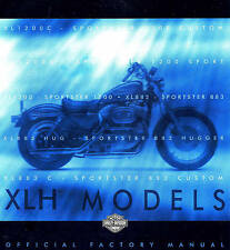 1999 HARLEY-DAVIDSON SPORTSTER XLH MODELS PARTS CATALOG MANUAL -XLH 883-XL 1200