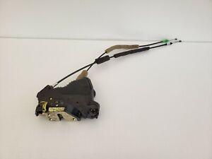 02-06 Lexus ES300 ES330 Front LH Driver Door Lock Actuator Cables 69040-02120