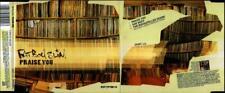 FATBOY SLIM Praise You  CD 3 Tracks Inc Sho Nuff & Rockerfeller Skank-Mulders Ur
