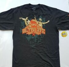 UFC 92 T shirt Vintage 2008 Extra Large, Still with tags.FREE Shipping in the UK