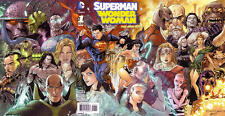 Superman Wonder Woman 1-29 Plus 27 and 2 Annuals Complete NM First Printing