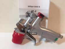 Genuine Sata Jet 5000 B HVLP 1.4 Automotive Spray Gun w/ ADAM dock- 2018 Model!