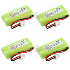 4 NEW Battery for VTech BT162342 BT262342 2SNAAA70HSX2F BATT-E30025CL 1,000+SOLD
