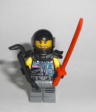 LEGO Ninjago - Böser Skip - Minifig Figur Skip Vicious Söhne Garmadons HQ 70640