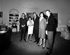 President John F. Kennedy w/Judy Garland Carol Burnett Danny Kaye New 8x10 Photo