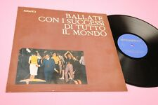 THE NIGHT MEN LP BALLATE CON ... ORIG ITALY BROADWAY 1973 NM TOP FUNKY SOUL ...