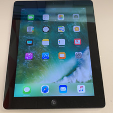 Apple iPad 4 - 32GB - Black (Wifi) (Read Description) CG1277