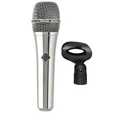 Telefunken M80 Chrome Dynamic Microphone