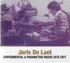 JORIS DE LAET Experimental & Parametric Music 1976-2017 2xCD *SEALED* pousseur