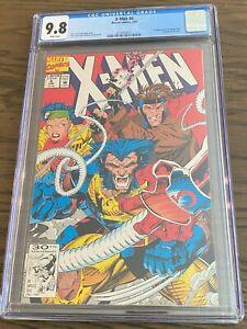 X-Men #4 CGC 9.8 First Omega Red Jim Lee