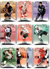 2003-04 Upper Deck MVP 10 card ROOKIE class #441-450 Inc. Eric Staal /