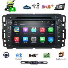 "Android 9.0 7""Car DVD Radio Stereo For GMC Chevrolet Chevy Yukon Sierra Acadia l"