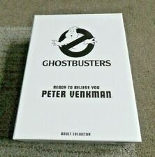 Mattel Adult Matty Collector Ghostbusters Ready To Believe You Peter Venkman Nib