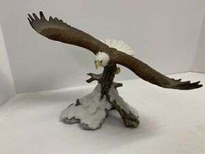 Crystal Cathedral Ministries Eagles Club Eagle Figurine 1996 Isaiah 40:31